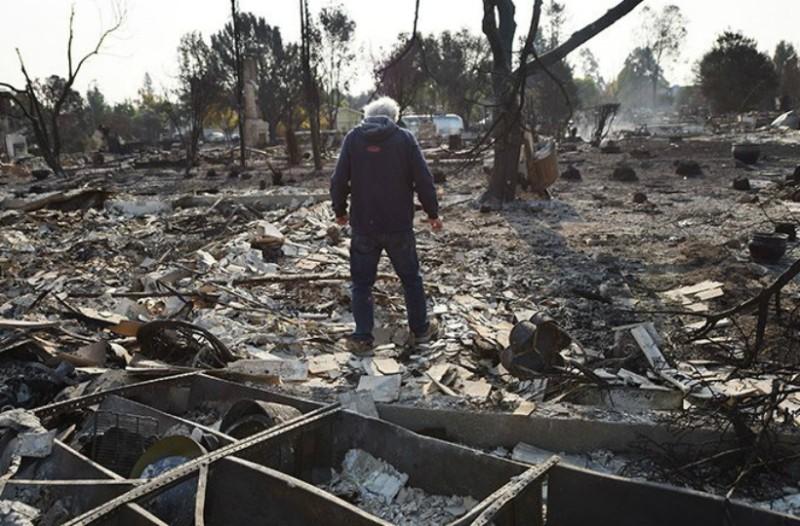 Φρίκη στην Καλιφόρνια από την πυρκαγιά: 23 νεκροί, πάνω από 300 αγνοούμενοι!