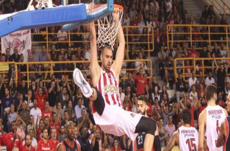 Euroleague: Νίκη του Ολυμπιακού στην Κρήτη επί της Μπασκόνια!
