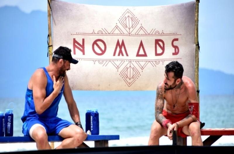 Nomads: Τι είδαμε χτες; Η απίστευτη κίνηση του Μαυρίδη στην ομάδα του, τα ζογκλερικά στο δύσκολο αγώνισμα και τον τρίτο υποψήφιο προς αποχώρηση! (videos)