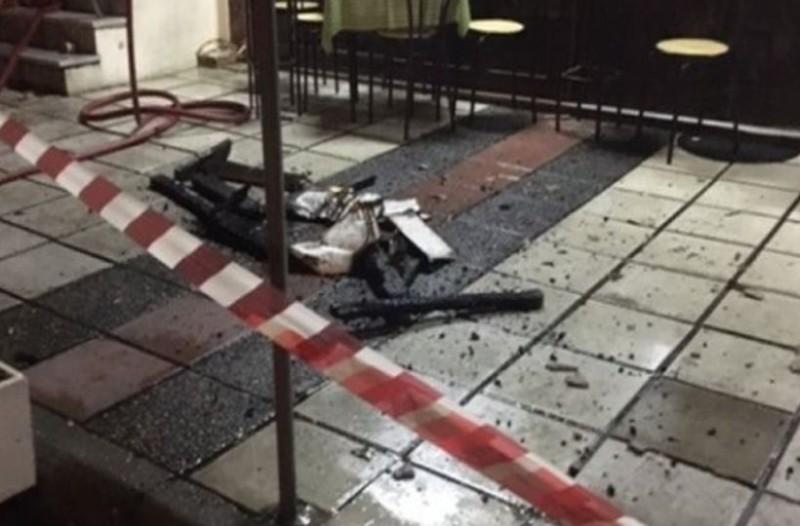 Σοκ στην Θεσσαλονίκη: Άνδρας κάηκε ζωντανός! (photos+video)