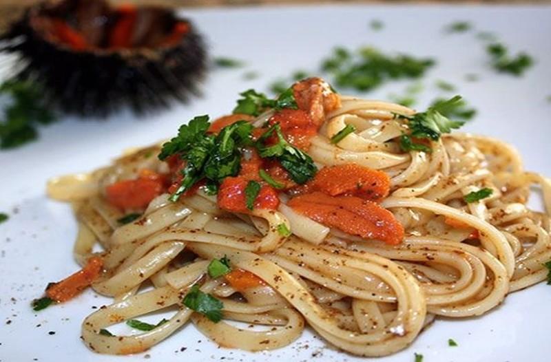Μακαρονάδα με Σάλτσα Αχινών: Η τρομερή συνταγή από το Άγιον Όρος που θα σας ξετρελάνει!