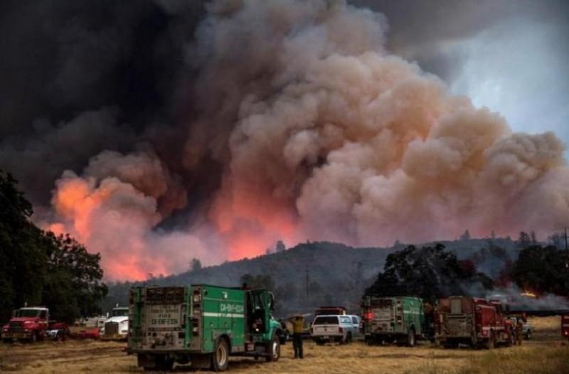 Στους 23 οι νεκροί από τις πυρκαγιές στην Καλιφόρνια