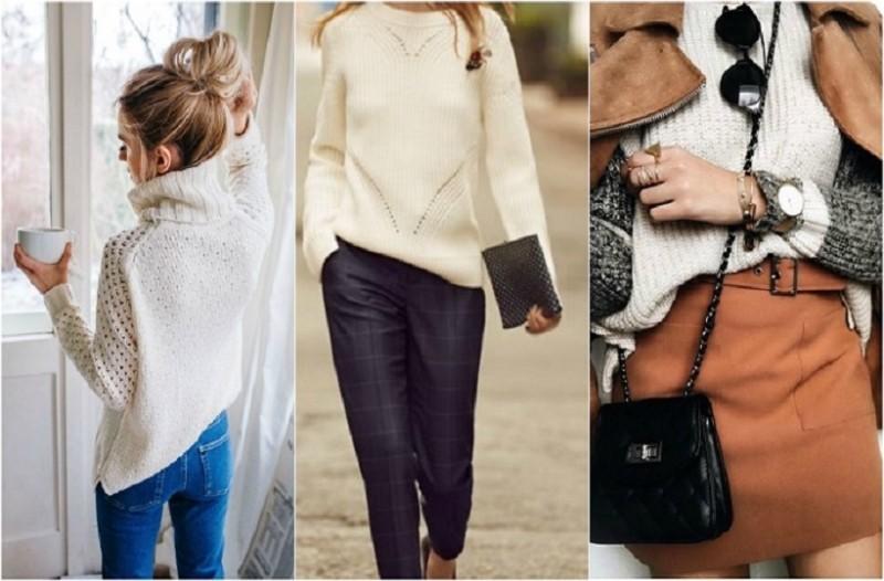 5 στιλάτοι τρόποι για να φορέσεις το πουλόβερ σου και να κλέψεις τις  εντυπώσεις! d33d902ec59
