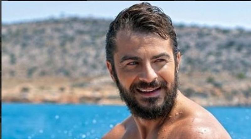 Γιώργος Αγγελόπουλος: Με νέο look ακόμα πιο εντυπωσιακός!
