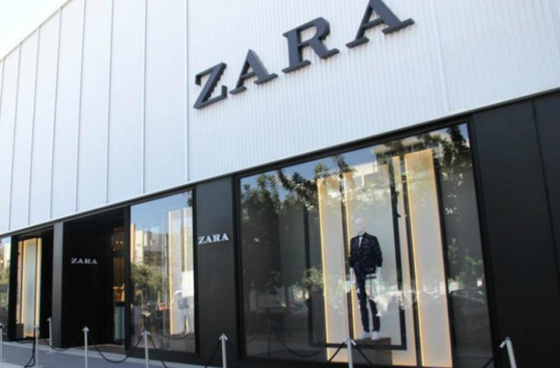 ZARA: Αυτό είναι το τζιν που έχει τέλεια εφαρμογή στα οπίσθια!