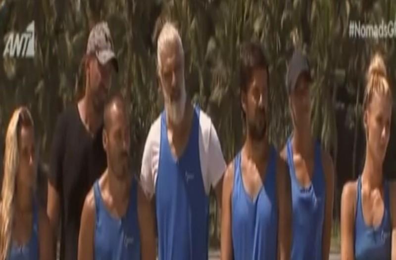 Nomads: Ποιος παίκτης από την ομάδα των Ωκεανών είναι ο πρώτος προτεινόμενος για την Πέμπτη; (video)