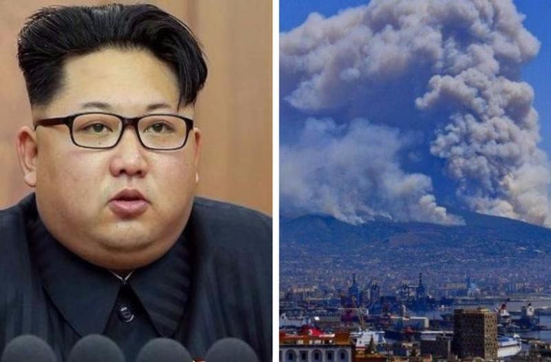 Θα ανατραπεί ο Κιμ Γιονγκ Ουν και θα εκραγεί ο Βεζούβιος: Τα 8 πράγματα που θα συμβούν μέσα στο 2018!