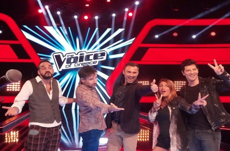 The Voice: Στον