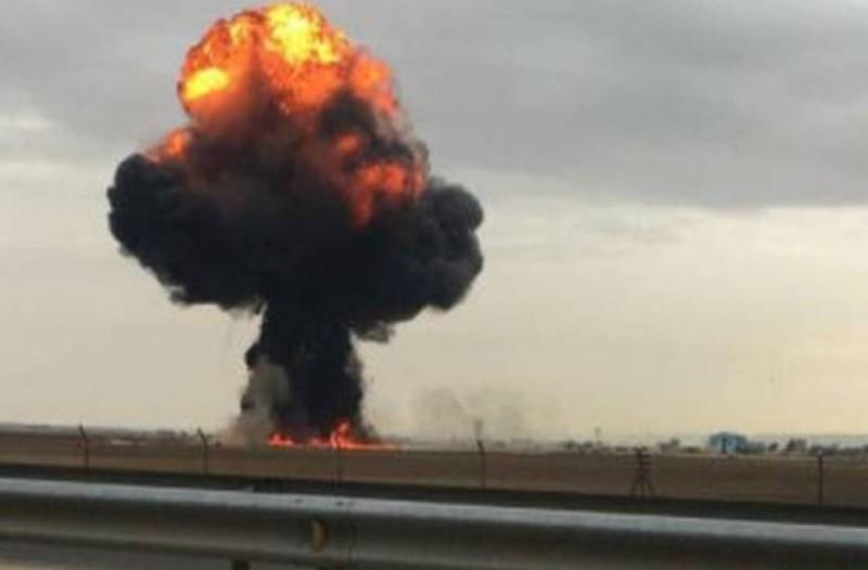 Ανείπωτη τραγωδία: Συνετρίβη αεροσκάφος!