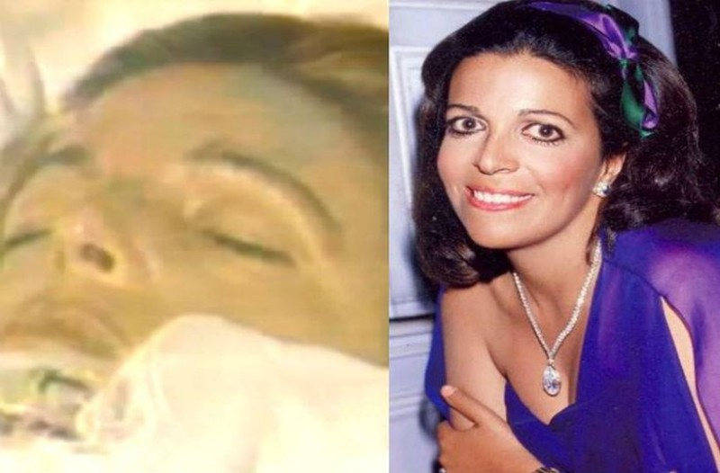 Η αποκάλυψη για το μυστικό της Χριστίνας Ωνάση την τελευταία μοιραία νύχτα και η ανατριχιαστική φωτογραφία από το φέρετρο!