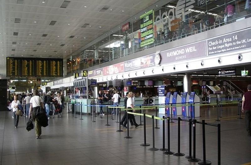 Μυστήριο με το πτώμα ενός άνδρα στο αεροδρόμιο του Δουβλίνου