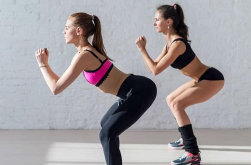Κάψε θερμίδες με 20 λεπτά άσκηση χωρίς καθόλου τρέξιμο!