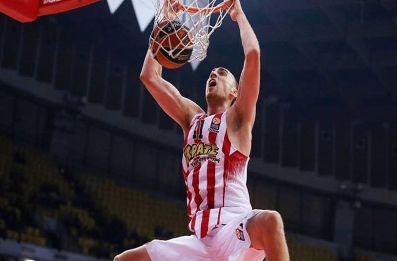 Euroleague: Με Μιλουτίνοφ στο Μιλάνο ο Ολυμπιακός
