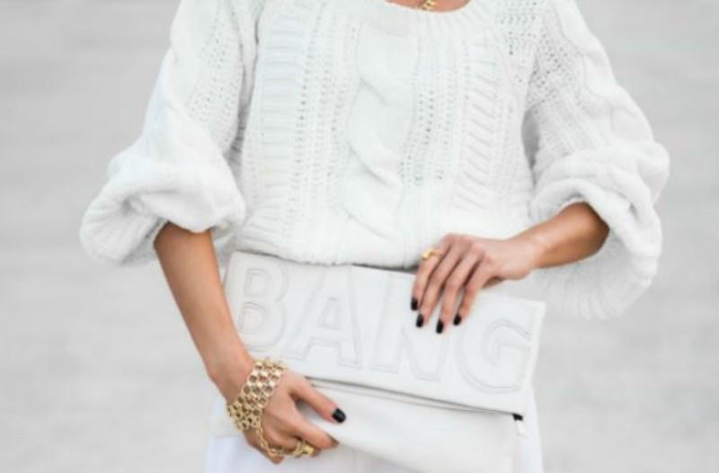 Τρόποι για να φορέσεις το λευκό μέσα στο χειμώνα! - Μόδα - Athens ... 7122f5716ed