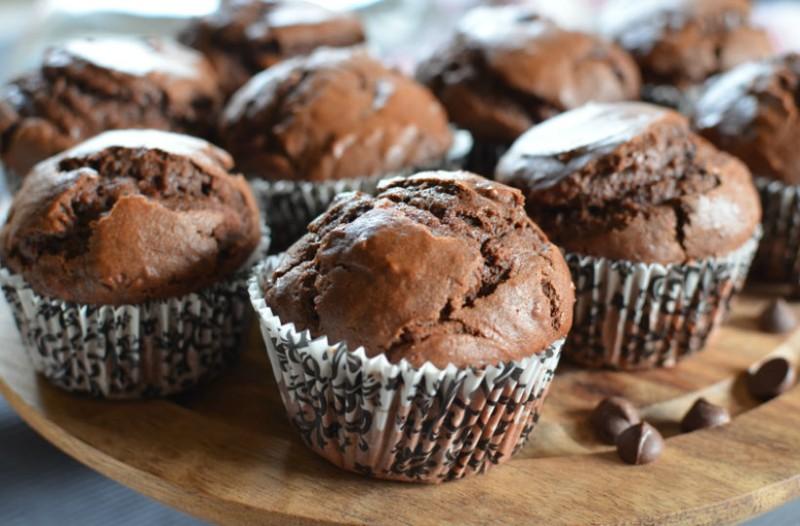 Τα πιο ζουμερά Muffins!