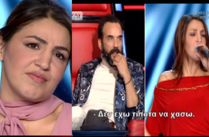 The Voice: Διαγωνίστηκε η παίκτρια που είχε ξενερώσει που ήταν στην ομάδα του Μουζουράκη και έγινε η ανατροπή! Πήρε την εκδίκηση του ο κριτής; (Βίντεο)
