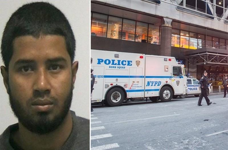 Για τρομοκρατία κατηγορείται ο 27χρονος που ήθελε να αιματοκυλήσει την καρδιά του Μανχάταν!