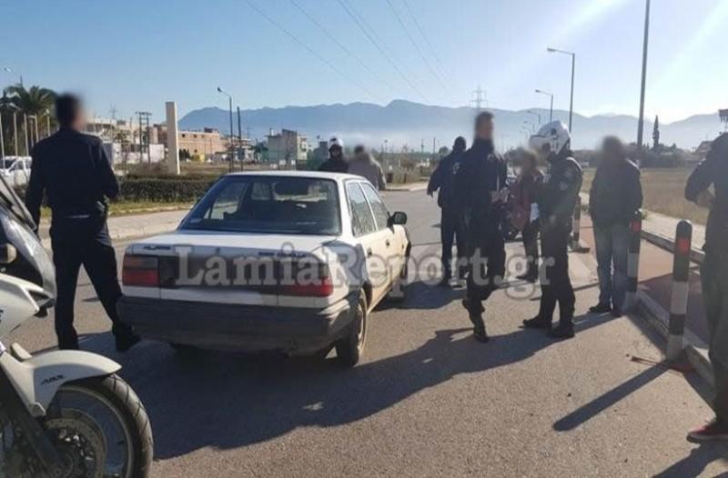 Σοκ στην Λαμία: ΙΧ παρέσυρε και τραυμάτισε σοβαρά 6χρονο! (photos)