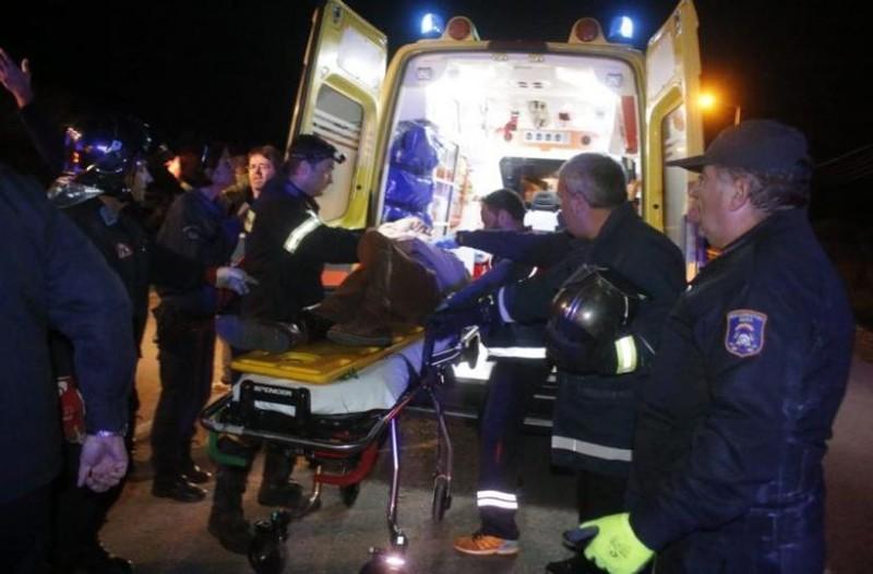 Σοκ στην Καλαμάτα: Χαροπαλεύει η Βασιλική Λυμπεροπούλου! Παραδόθηκε στις Αρχές ο άνδρας που την παρέσυρε!