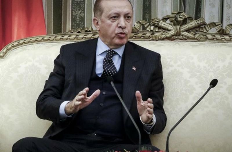 Δείτε τι γράφουν τα ξένα μέσα ενημέρωσης για την επίσκεψη του Ερντογάν!