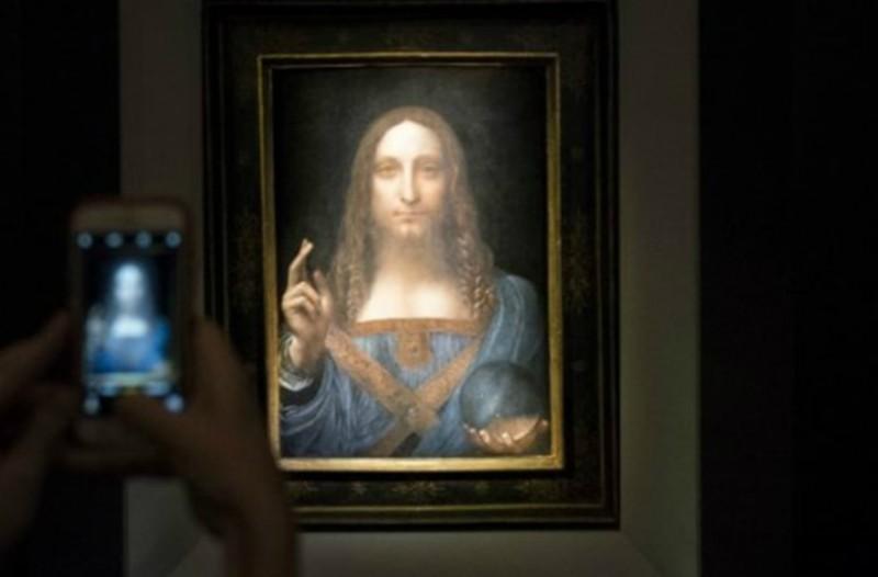 Αποκάλυψη: Σαουδάραβας πρίγκιπας έδωσε τα 380 εκατ. ευρώ για τον πίνακα του Ντα Βίντσι (Photos)