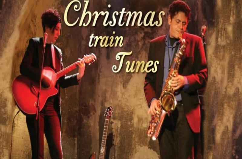 Christmas Train Tunes με τους DILEMMA!