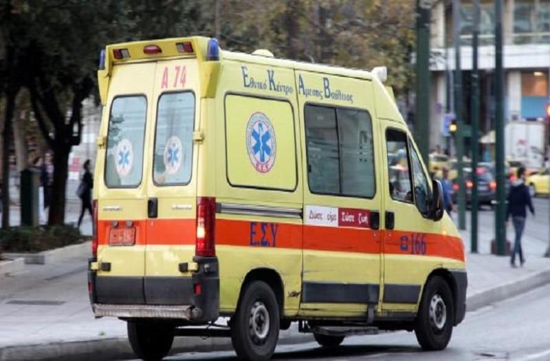 Θεσσαλονίκη: Τροχαίο ατύχημα με έναν τραυματία