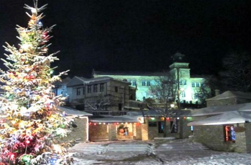 Χριστουγεννιάτικες αποδράσεις σε 5 μέρη της Ελλάδας!