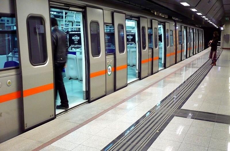 Συναγερμός στο Μετρό - Εκτός λειτπουργίας!