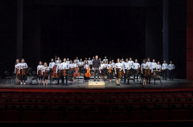 Ελληνική Συμφωνική Ορχήστρας Νέων (ΕΛΣΟΝ): Εναρκτήρια Συναυλία!
