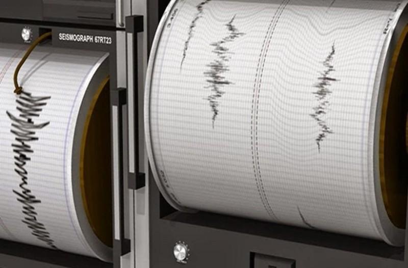 Σεισμός 4,4 Ρίχτερ δυτικά της Ρόδου!