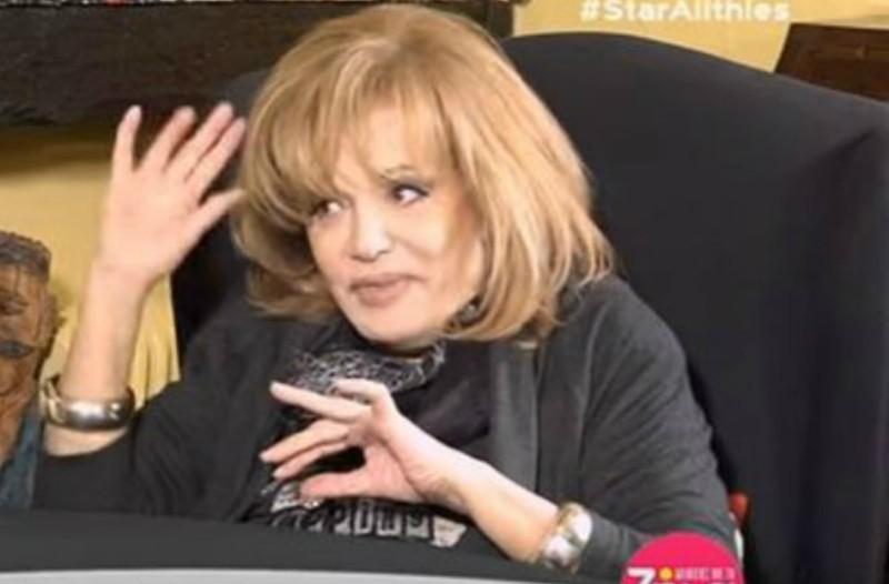 Η Μαίρη Χρονοπούλου αποκαλύπτει για πρώτη φορά την άγνωστη σχέση της με παντρεμένο πολιτικό! « Ήταν καλός και στο ερωτικό κομμάτι...» (video)