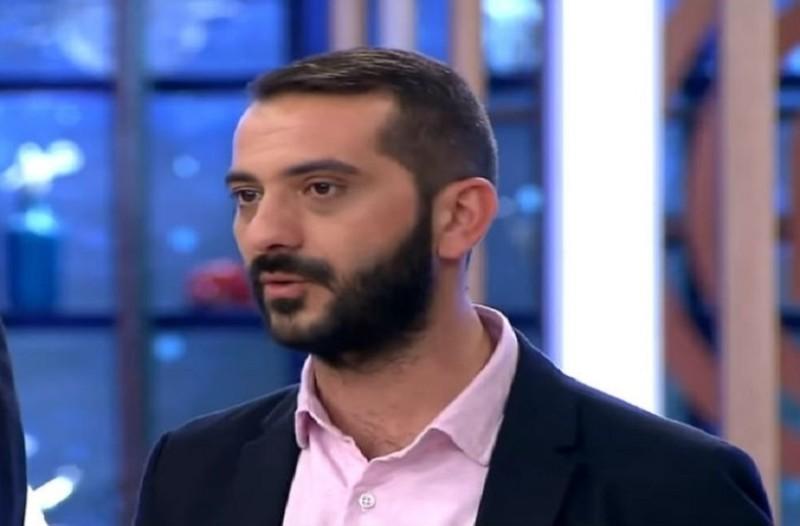Master Chef: Έξαλλος ο Κουτσόπουλος με παίκτρια: