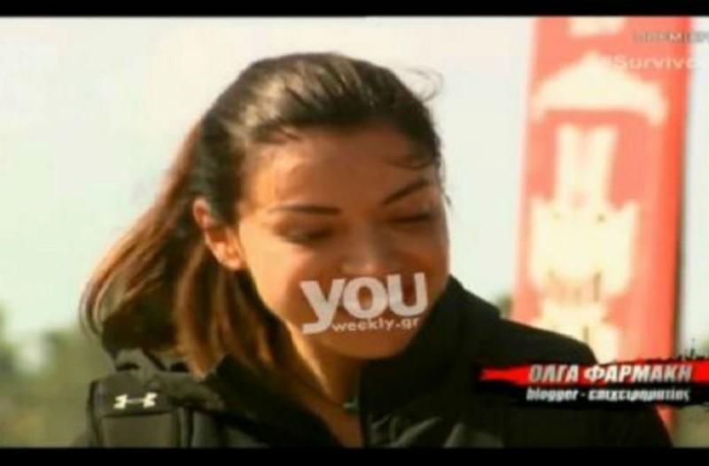 Survivor 2: Είδαμε άβαφη την Όλγα Φαρμάκη και κοντέψαμε να αλλάξουμε κανάλι!
