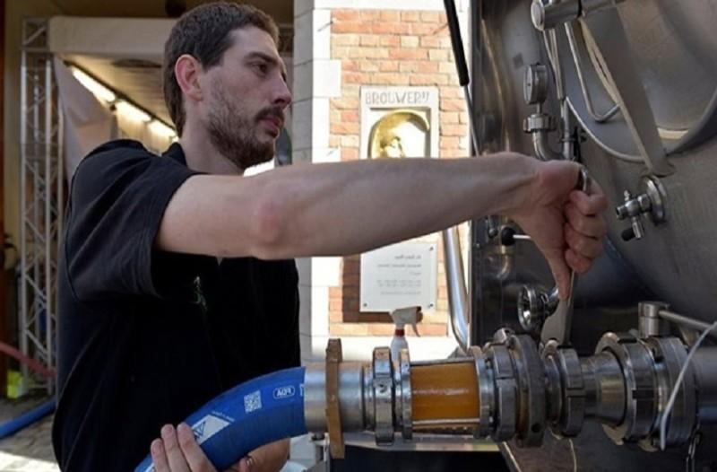 Ο πρώτος αγωγός μπύρας στο Βέλγιο... να τον πιεις στο ποτήρι σου! (Video)