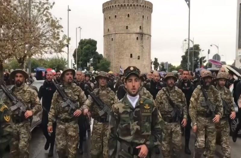 Δέος και ανατριχίλα: Αυτοί είναι οι σημερινοί Μακεδονομάχοι! (video)