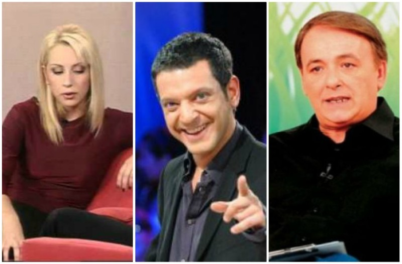 7 γνωστοί παρουσιαστές που κάποτε έκαναν «θραύση» στην ελληνική τηλεόραση: Πως είναι σήμερα και τι δουλειά κάνουν; (Photos)