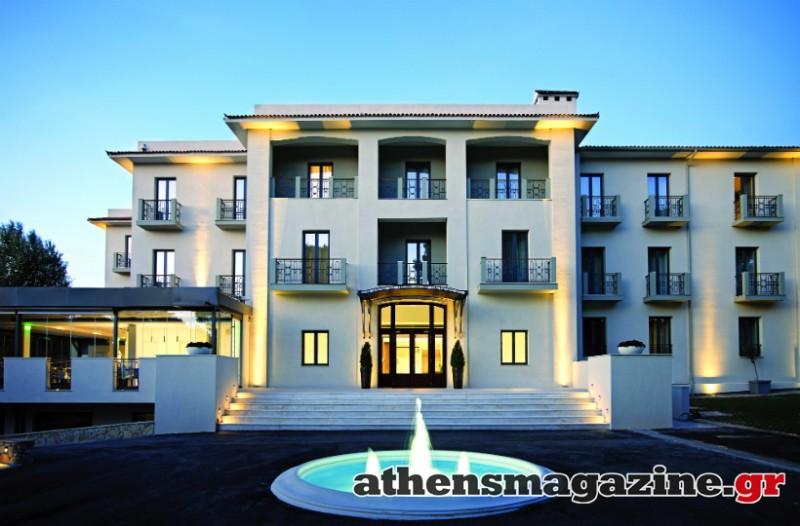 8+ 1 ξενοδοχεία της Κηφισιάς που θα σας εντυπωσιάσουν τόσο με το design και τις υπηρεσίες τους, όσο και την φιλοξενία!