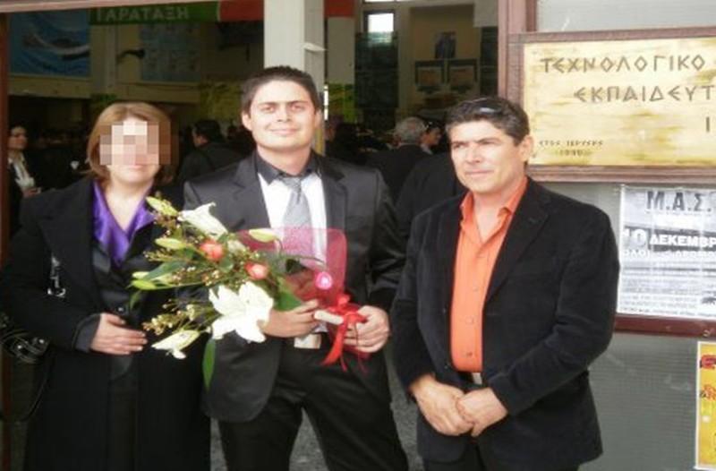 Οικογενειακή τραγωδία στην Ζάκυνθο: Αυτοί είναι ο πατέρας και ο γιος που σκοτώθηκαν σε εργατικό ατύχημα! (photos)