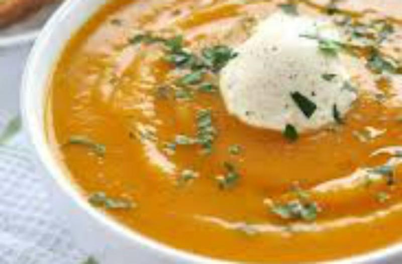 Ο πιο νόστιμος τρόπος να απολαύσετε την κολοκύθα είναι να την κάνετε σούπα!