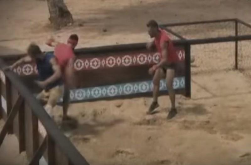 Survivor - διαρροή: Ώρα για μπάλα στον Άγιο Δομίνικο! Η ομάδα που κερδίζει το έπαθλο και ο σοβαρός τραυματισμός!