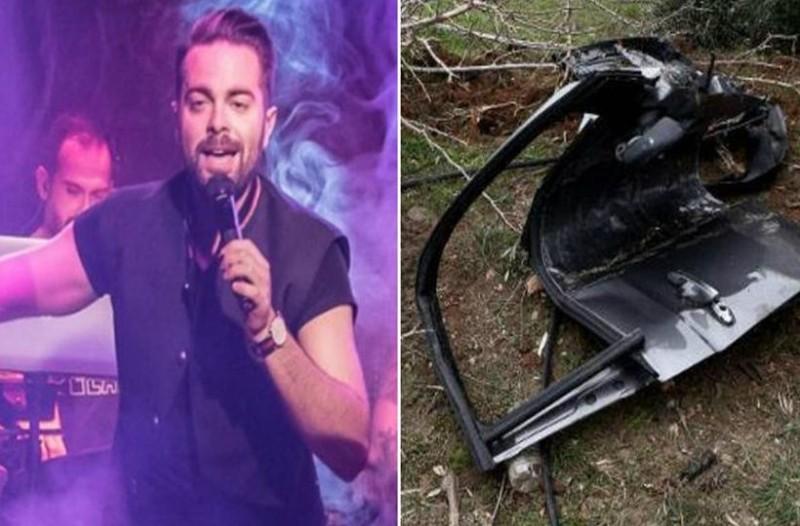 Τροχαίο Ηλίας Βρεττός: Αναγνώρισε το άσπρο βανάκι ο τραγουδιστής! (video)