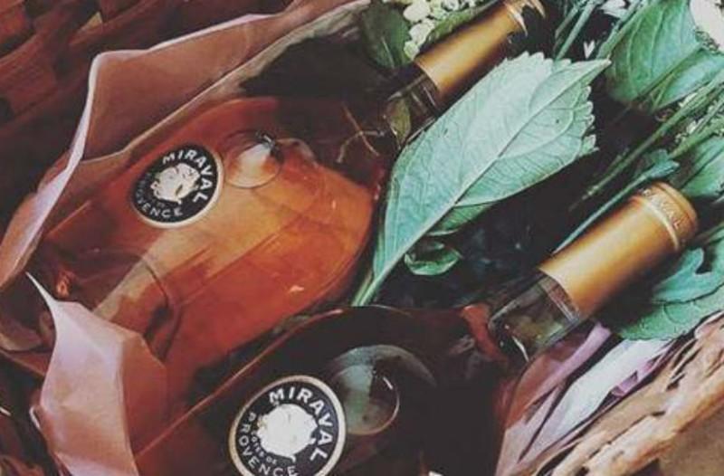 Ο ροζέ... χρυσός των Brangelina στη Γαλλία!