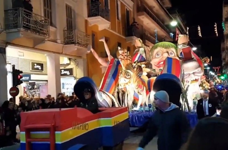 Σε ρυθμούς καρναβαλιού όλη η Ελλάδα: Εκδηλώσεις για μικρούς και μεγάλους! (video)