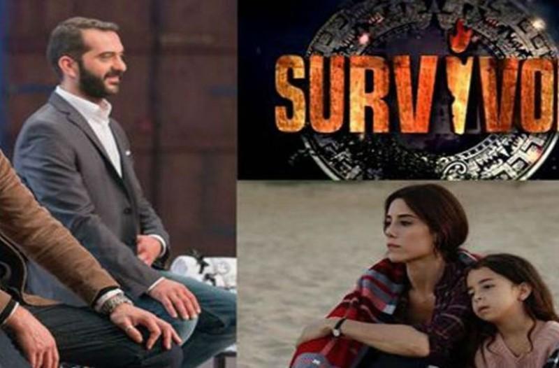 Τηλεθέαση: Κονταροχτυπήθηκαν στην Prime Time! Άνοδος για το Master Chef! Κατάφερε το Survivor να κρατήσει την πρωτιά του;