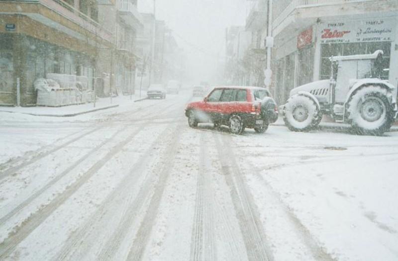 Έκτακτο δελτίο επιδείνωσης του καιρού: Ισχυρές χιονοπτώσεις από το βράδυ!