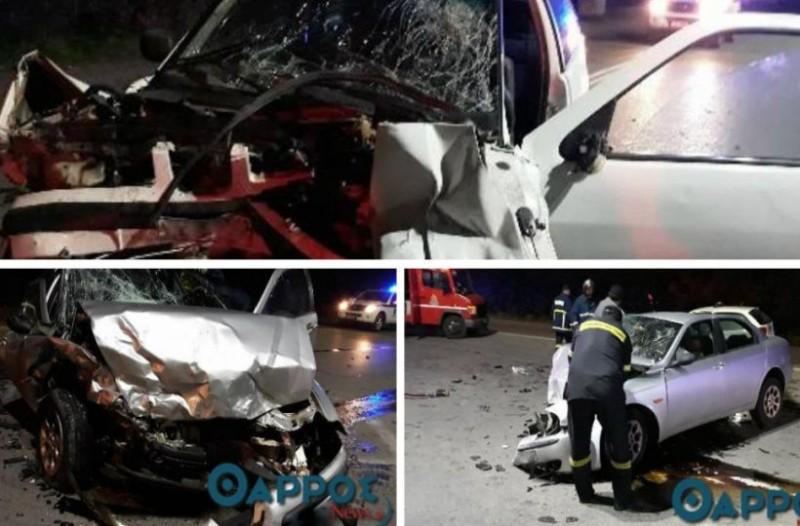 Τροχαίο σοκ στην Μεσσηνία: Νεκρό ένα 27χρονο παλικάρι: Τραγικές εικόνες από το σημείο της τραγωδίας! (photos)