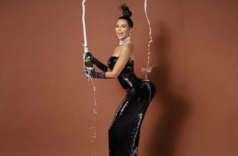 Οι ασκήσεις της  Kim Kardashian για τέλειους γλουτούς! (βίντεο)
