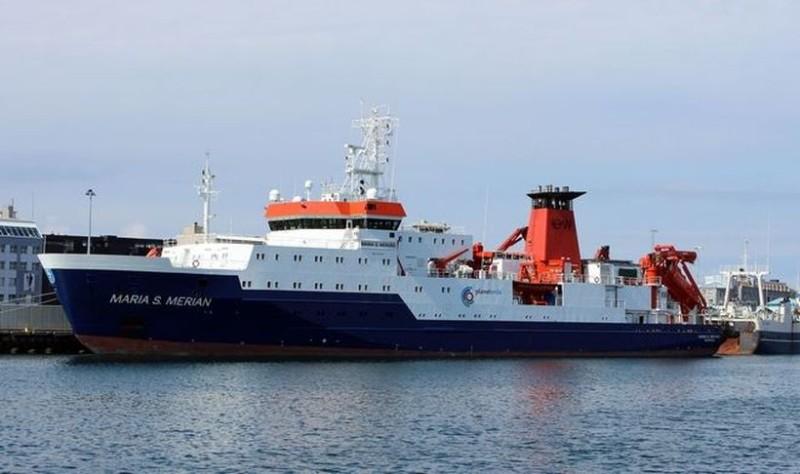 Καινούργια πρόκληση Τουρκίας: Γερμανικό πλοίο ζητάει άδεια της Τουρκία για έρευνες στα ελληνοκυπριακά σύνορα
