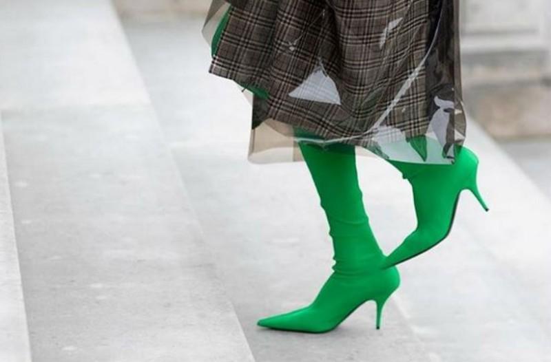 Έτσι θα φορέσεις σωστά τα Sock booties! - Μόδα - Athens magazine 94dd437ec2f